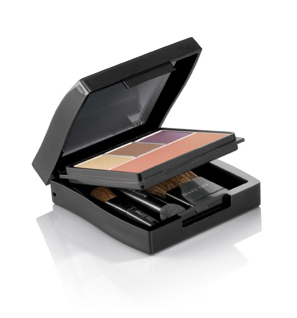 This Mary Kay® Compact Mini is great for creating a customized look that can be taken anywhere! marykay.com/mtingen