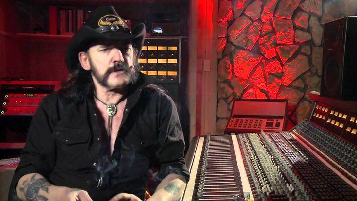 Lemmy on Blizzard of Ozz