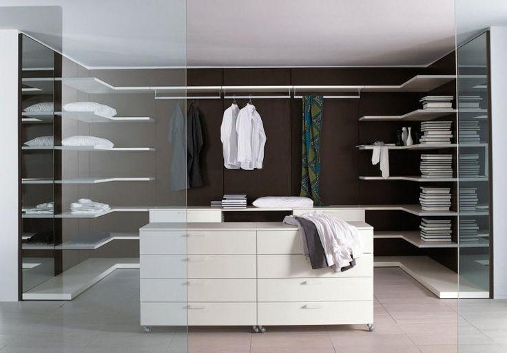 walk-in wardrobe Clever