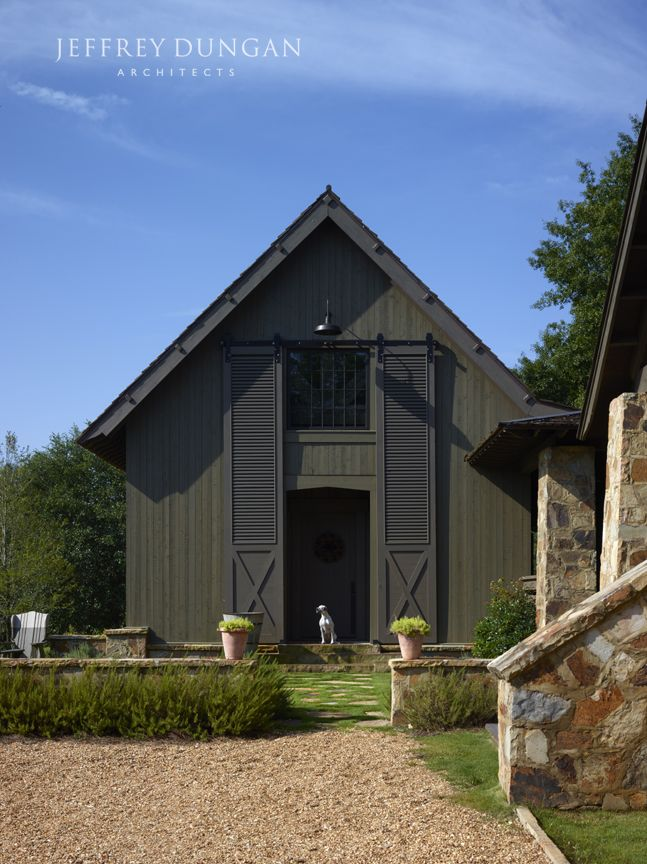 Best 25 Modern Bungalow Exterior Ideas On Pinterest: 1000+ Images About BARNS / GARAGES / CABINS / CHALETS On