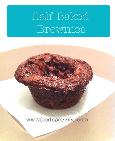 Half Baked Brownie Recipe: Half Baking, Brownie Recipes, Chocolates Chips, Brownies Recipes, Brownies Cookies, Desserts Foodies, Cookies Recipes, Recipes Brownies, Baking Brownies