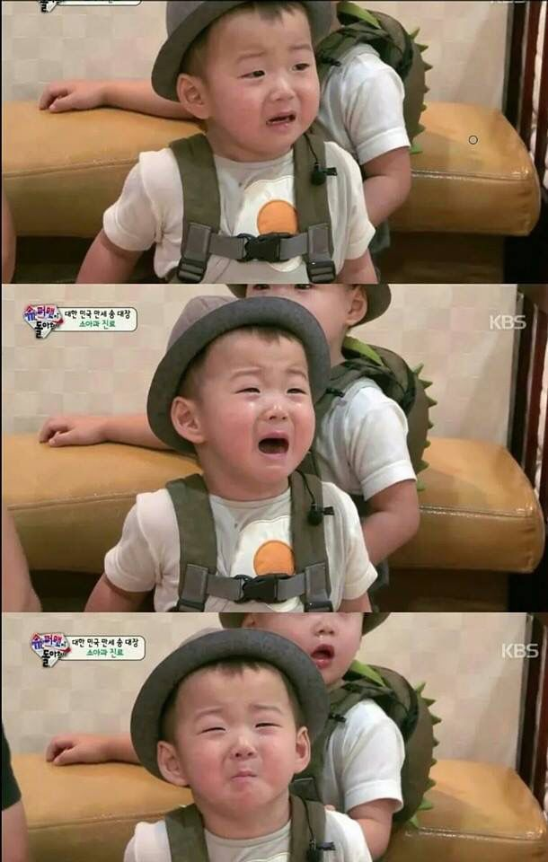 Poor Minguk is afraid of injection | The Return of Superman