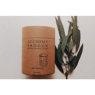 Alchemy Produx candles are divine!