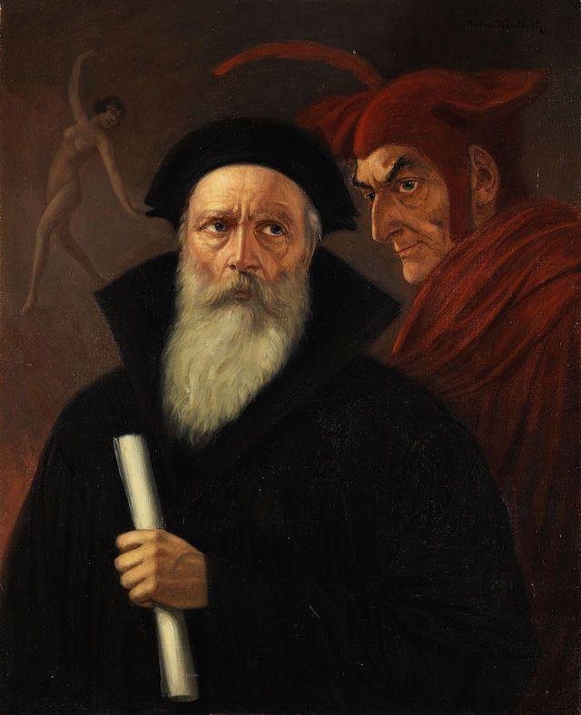 Faust (Goethe) - Wikiwand