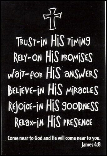 God knows everything.