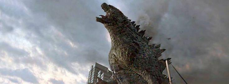Increadible Roaring Godzilla 2014 Trailer Stills