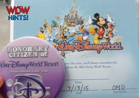 Here's a little-known hint that has a fulfilling return ~ Become a Citizen of Walt Disney World! There's a little bit of brain power involved, as you are tested on your Disney knowledge, but to gain Citizenship at WDW is totally worth it! I first heard about this cool hint from Josh over at Living …