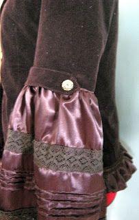 redflax recreates 'Inherit' freedom fashion upcycled steampunk label