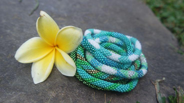 Nepal roll on bracelets from Indigo Heart. www.indigoheart.com.au