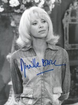 Mireille DARC #MD-autograph-1