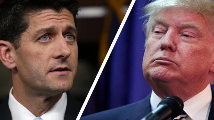 White House Just Attacked Paul Ryan as Trumpcare Civil War Erupts