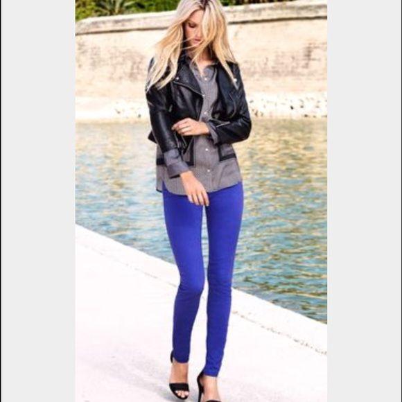 "⚡️ flash sale ⚡️ J brand royal blue pants See photos. 29"" inseam. Gently used. J Brand Pants"