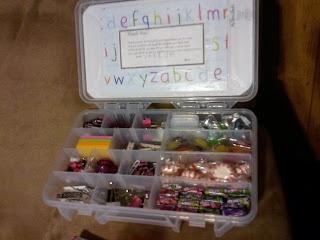 Teacher goody box...Cookin' Up Fun With Middle School Math: Teacher Appreciation Day 5