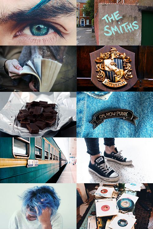 Teddy Lupin aesthetic (more)                                                                                                                                                                                 More