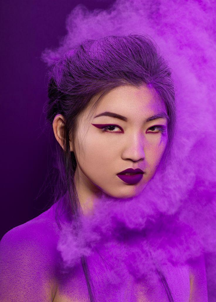 Make up/ Hair/FX: Klaudia Utnicka Photo/Retouch: Karolina Harz