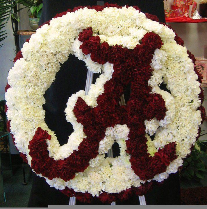 Sports Fan Funeral Flowers   Flower arrangements, funerals ...