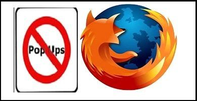 Add pop up blocker for Firefox and avoid unnecessary adds and pop ups when you are browsing.And allow specific sites for useful pop ups.