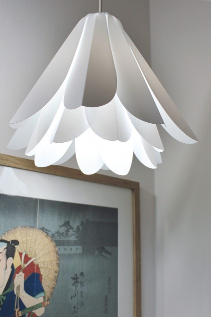 Hanging Flower Light Shade 'LILY'