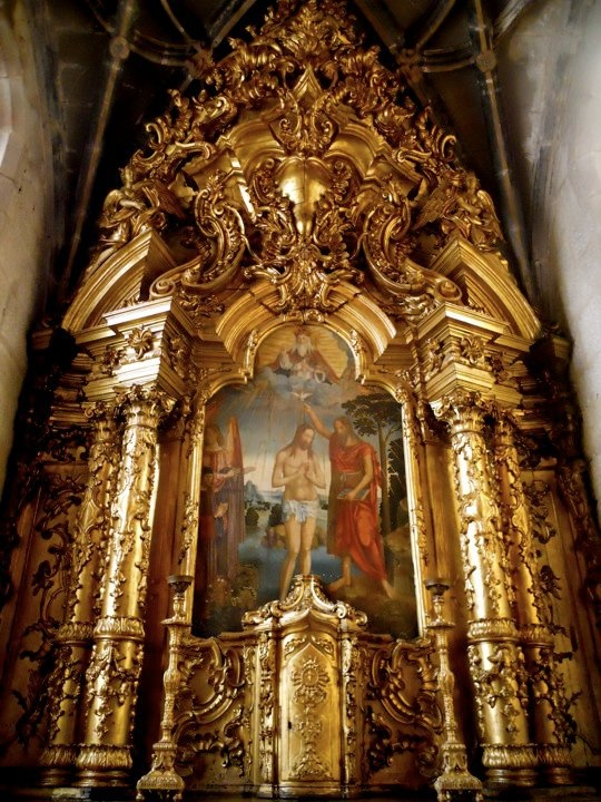 Photos: Igreja de São Francisco in Porto, Portugal