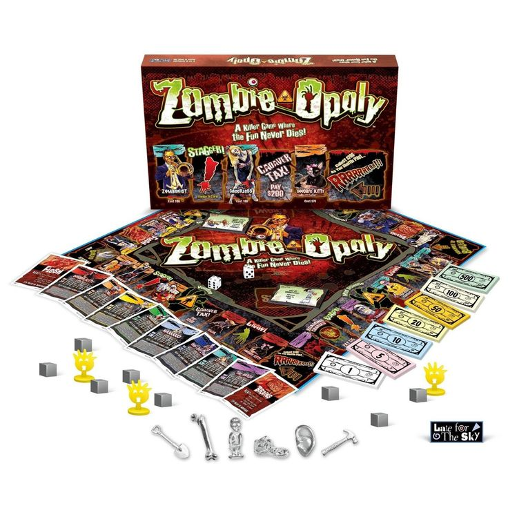 Zombie Games For Kids