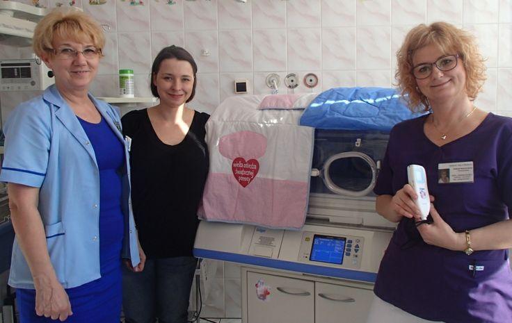 Do polskich szpitali dotarł kolejny sprzęt z 21. Finału WOŚP - bilirubinometry, inkubatory zamknięte i stanowiska resuscytacyjne.