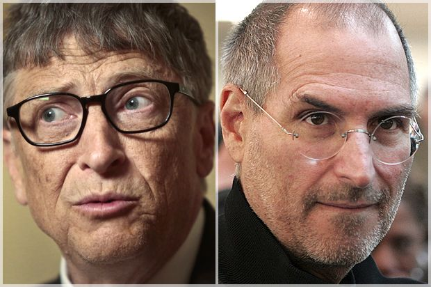 We're teaching our kids wrong: Steve Jobs and Bill Gates do not have the answers Our kids worship wealth and celebrities. We've lost track of school's real purpose -- exciting the mind