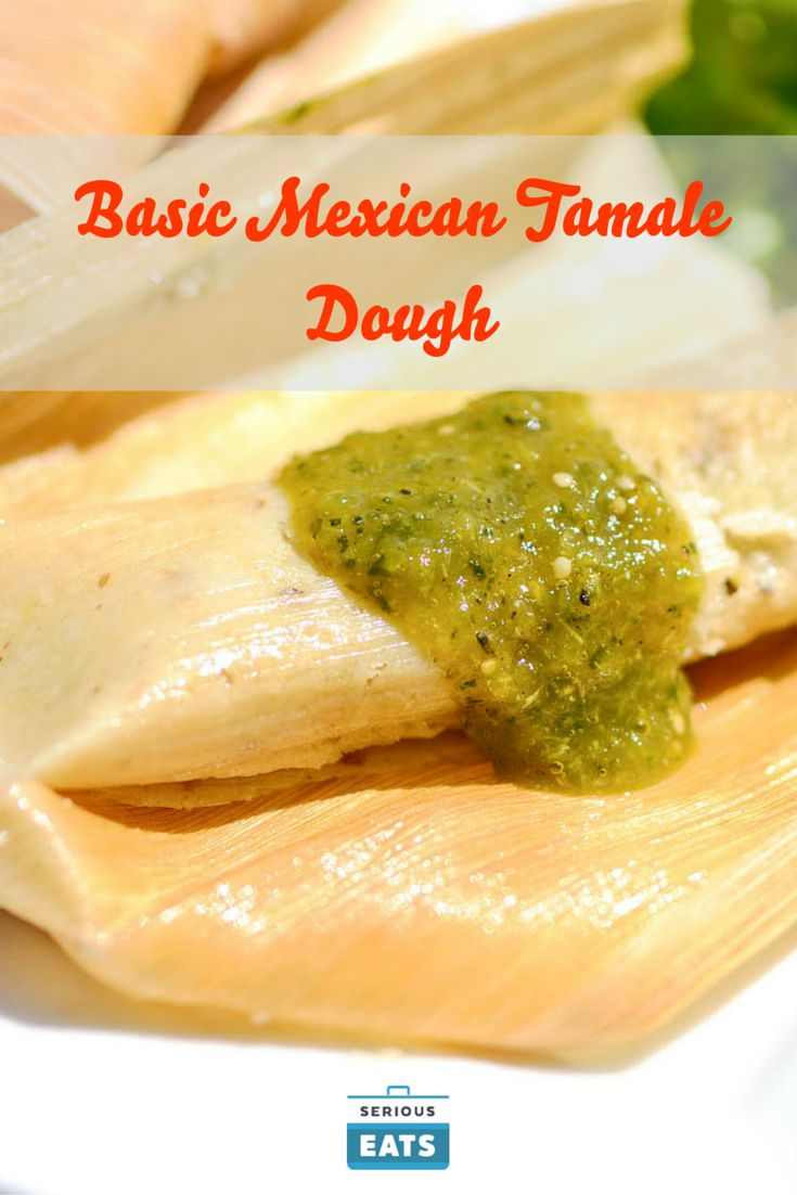 A light and flavorful dough to make the best tamales.