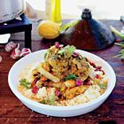Een heerlijk recept: Jamie Oliver: tajine met kip olijf en ingemaakte citroen