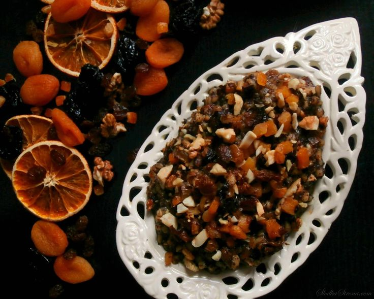 Słodka Strona: Kutia z Bakaliami