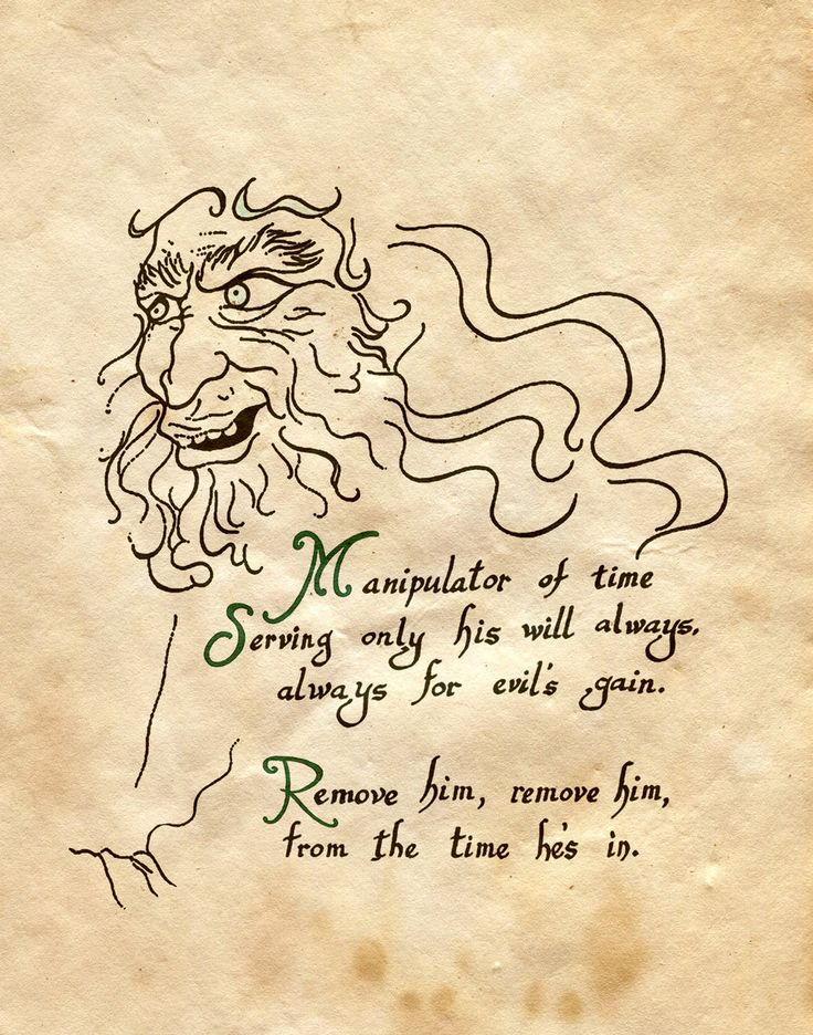 "Book of Shadows:  ""Tempus II,"" by Charmed-BOS, at deviantART."