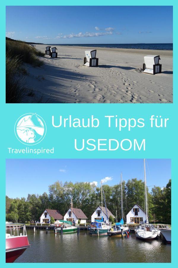 Usedom: Reiten, Paddeln & Wandern