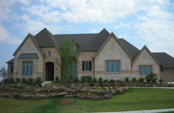 Drees homes in prosper tx over 4500 square foot one for 4500 sq ft home