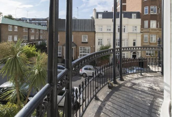 Great proportions in a great location. A beautiful two bedroom, two bathroom apartment on the best (first) floor (with lift) of an imposing stucco building 160 metres from Hyde Park and a simple walk to Mayfair, Paddington Station and Notting Hill.