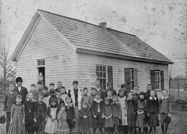 Historical Preston Co Wv Schools