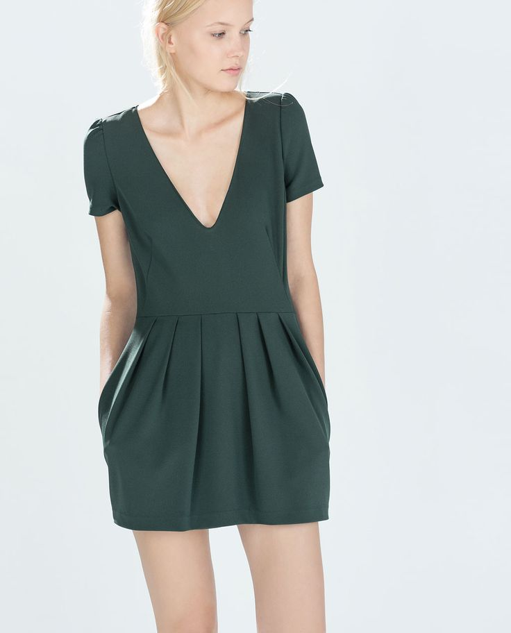 Image 2 of JUMPSUIT DRESS from Zara