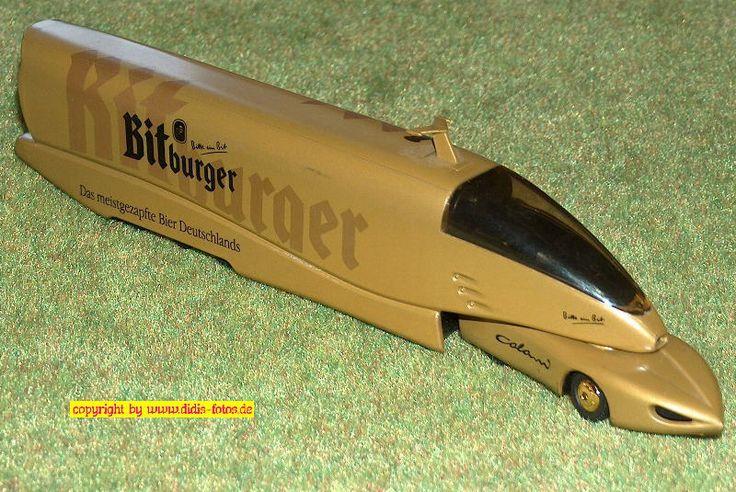 "Colani-Truck ""Bitburger"" Modell 1 (Grell-Modell, China)"