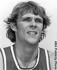 George Karl - University of North Carolina Basketball player from the 70's.