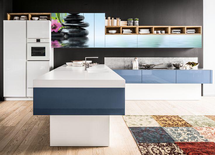 La tua cucina Arrex con il disegno o la foto che vuoi tu.