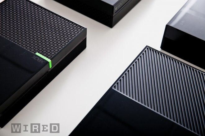 From Green Light to Boot-Up: Behind the Scenes of Xbox Ones Development | Gadget Lab | Wired.com