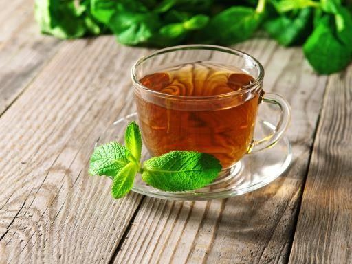 Thé à la menthe marocain : Recette de Thé à la menthe marocain - Marmiton