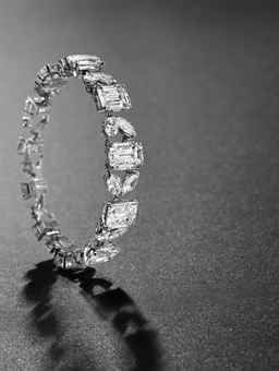 Magnificent Van Cleef And Arpels Diamond Bracelet <3