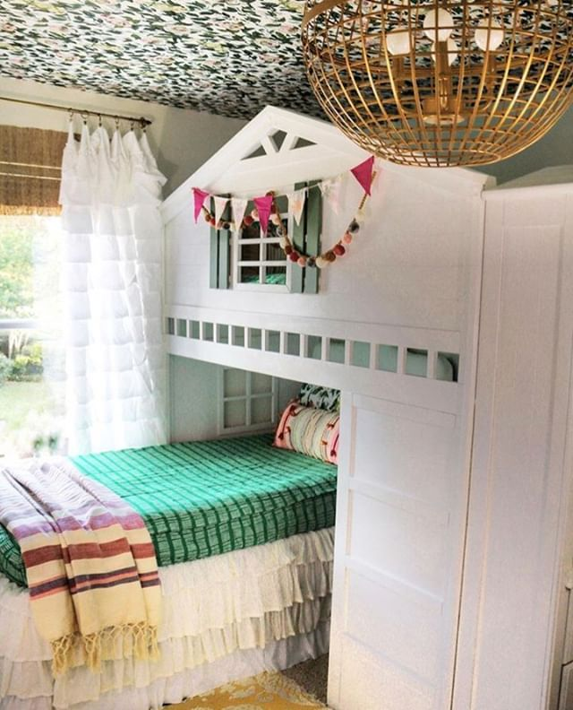 Okay How Amazing Is This Room Who Would Have Thought To Use Central Park For A Girls Bedroom I Seri Girls Bedroom Beautiful Bedroom Inspiration Home Decor