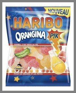 Haribo Orangina | Community Post: 13 Sweets From Around The World That Are Worth The Cavities