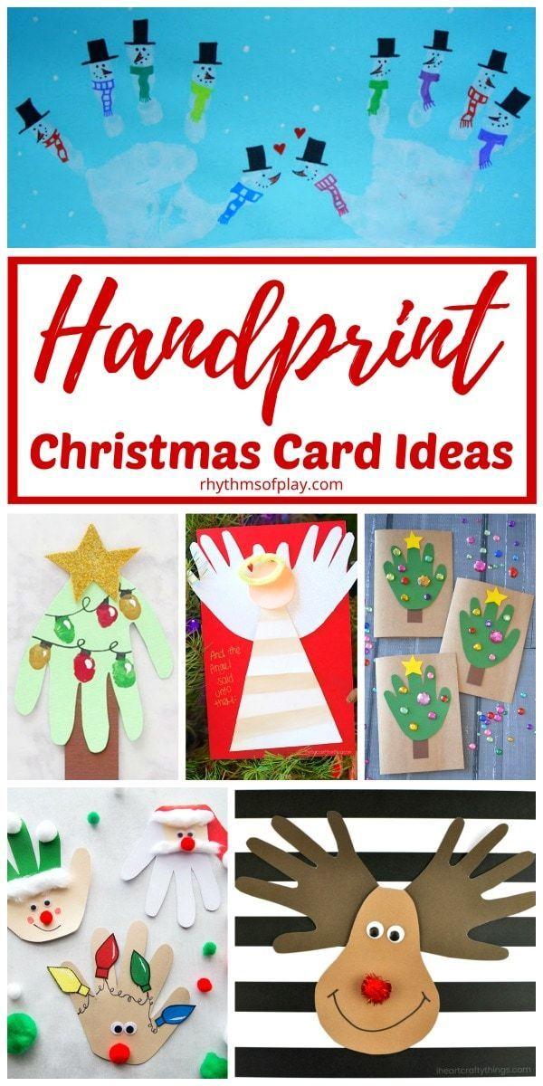 15+ Diy christmas handprint gifts trends
