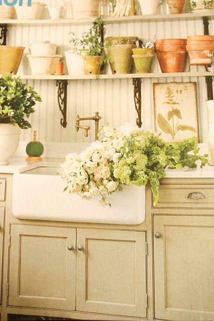 French cottage decorating ideas my laundry room is for French country cottage kitchen ideas