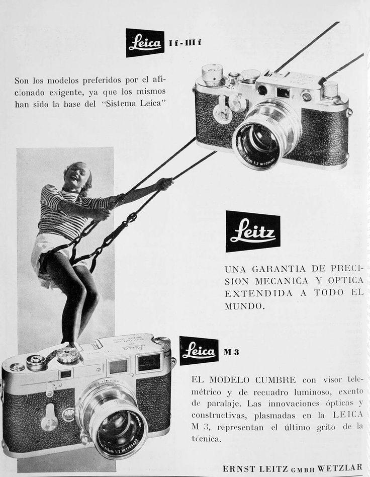 226 best Leica images on Pinterest Leica camera, Vintage cameras - leicht küchen katalog