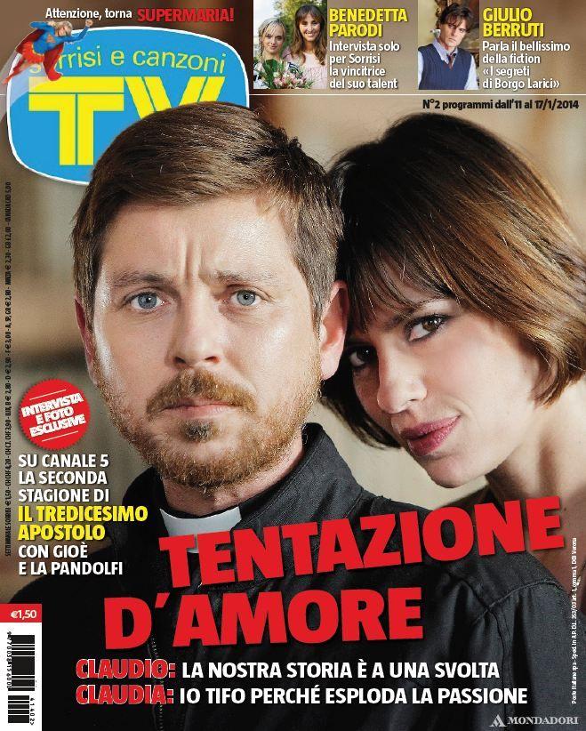 Sorrisi e Canzoni n. 2 del 11/01/14 Italiano | Vero PDF | 128 pagine | 44,3 Mb Programmi TV Dal 11 al 17 Gennaio 2014