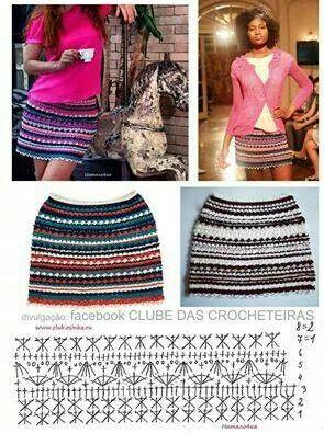Clube das crocheteiras