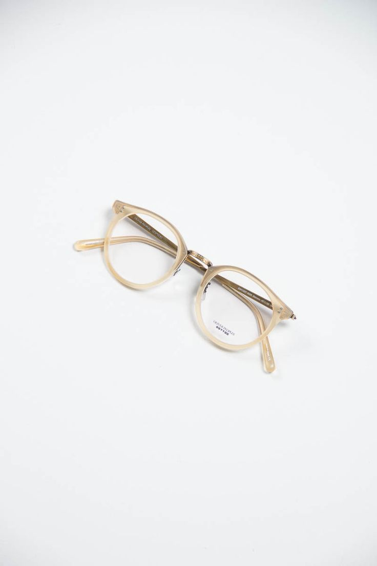 oliver-peoples-eyewear: Oliver Peoples | Reeves | www.thebureaubelfast.com - Vintage inspired optical frame handcrafted from titanium and a...