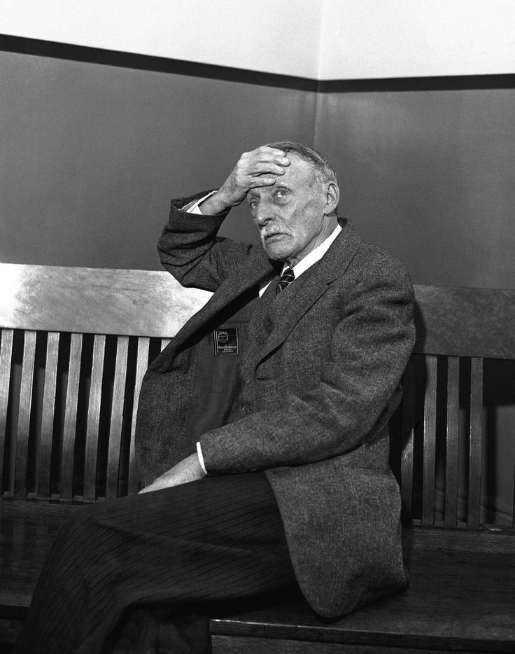 Albert Fish, executed for killing and eating his victims.